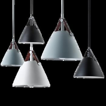 Restoran Liontin Lampu Dapur Lampu Lampu Ruang Makan Lampu LED Nordic Cahaya Modern Lampu Gantung untuk Kamar Tidur Ruang Tamu