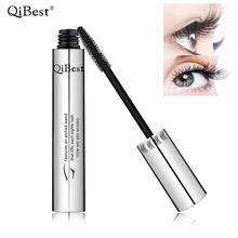 Qibest Eye Mascara Volume Express false eyelashes Waterproof Silicone Brush curving lengthening  rimel colossal mascara NZ060