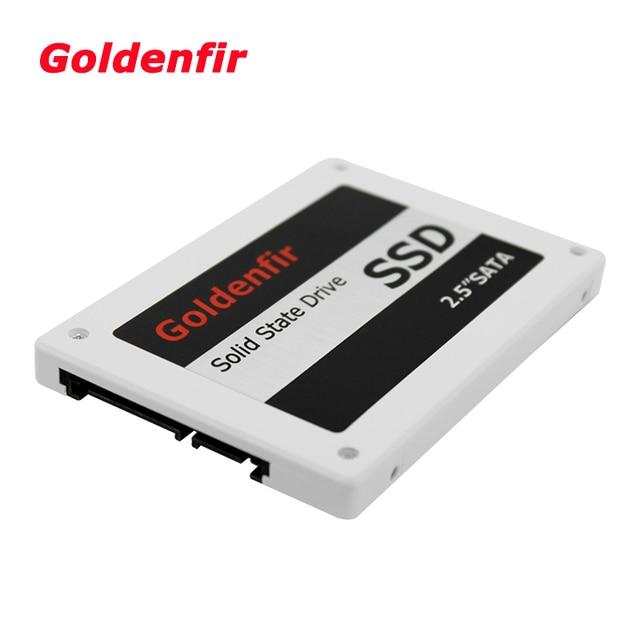 Goldenfir SATAII SSD 8 GB 16 GB 32 GB 64 GB SATAIII SSD 60G 120G 240G HD 1 TB 360g 480G SSD cứng 2.5 960G cho Laptop