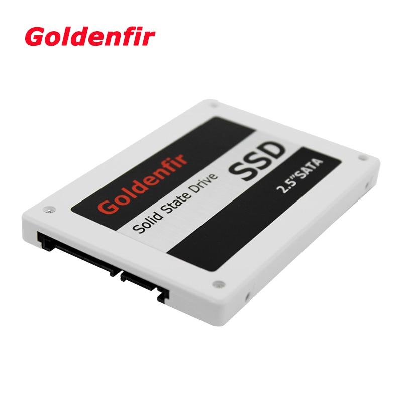 Goldenfir SATAII SSD de 8 GB 16 GB 32 GB 64 GB SATAIII SSD 60G 120G 240G hd 1 tb 360g 480g de estado sólido de disco duro de 2,5 a 960g para el ordenador portátil
