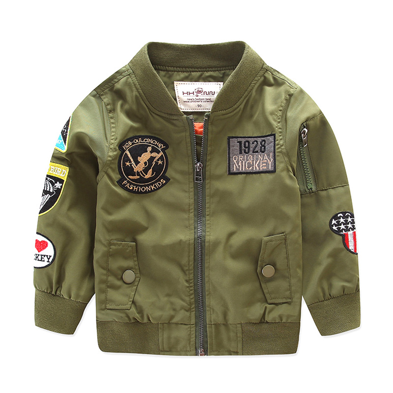 2017-Spring-Autumn-Jackets-for-Boy-Coat-Bomber-Jacket-Army-Green-Boys-Windbreaker-Winter-Jacket-Kids-Children-Jacket-1