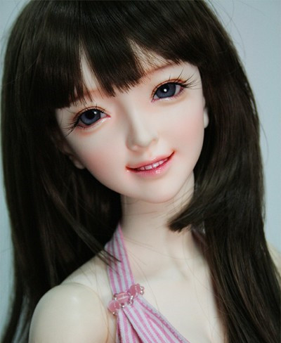 купить BJD SD doll baby girl doll 1/3 Hamin eyes send недорого