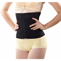 Slimming body waist shaper tummy trimmer corset underbust waist trainers women slimming body shaper fajas fajas reductoras body