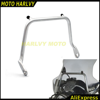 R1200GS ADV 05-12 Windshield Support WindScreen Bracket for BMW R 1200 GS Adventure 2005 2006 2007 2008 2009 2010 2011 2012 image
