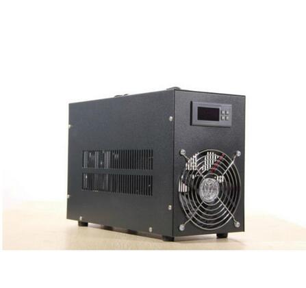 200w aquarium electronic chiller semiconductor cooler for less than 60L fish tank.Cold Aquarium Fish Tank Mini Water Chiller
