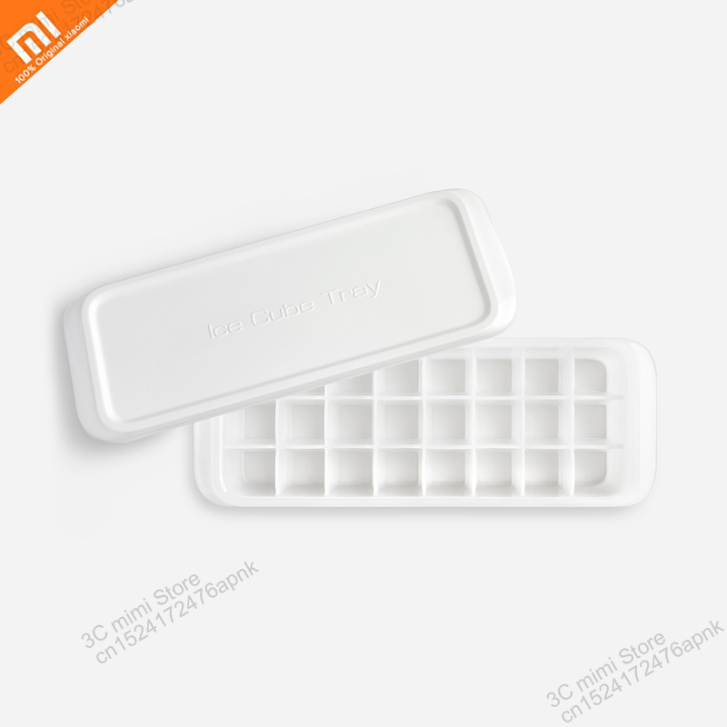 Original Xiaomi Mijia Full Square Silicone Ice Tray Rapid Release Large Capacity Food Grade Material Smart Cold Products
