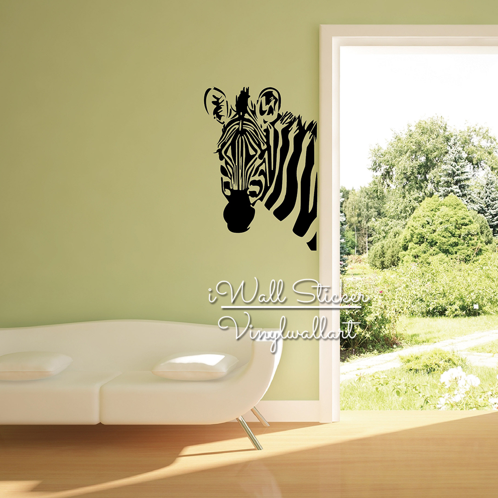 Attractive Zebra Wall Decor Ideas - The Wall Art Decorations ...