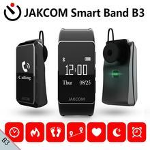Jakcom B3 Banda Hot venda em Pulseiras como pulseira ip68 telefone Inteligente smart watch medição da pressão arterial