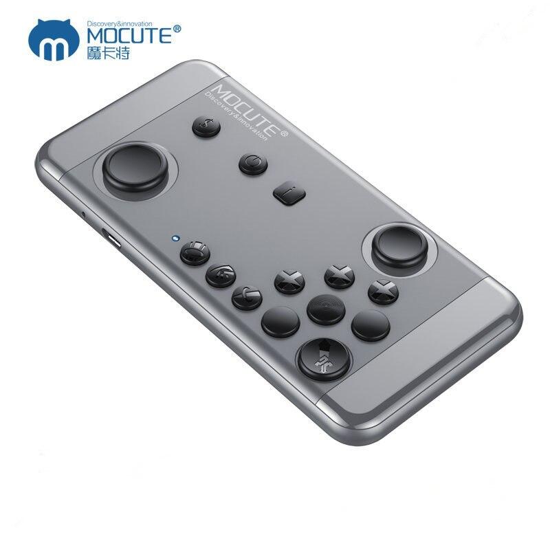 Original MOCUTE 055 Bluetooth Controller GamePad Joystick wirelessRemote Control <font><b>Game</b></font> <font><b>pad</b></font> for IOS Android <font><b>Phone</b></font> Tablet PC