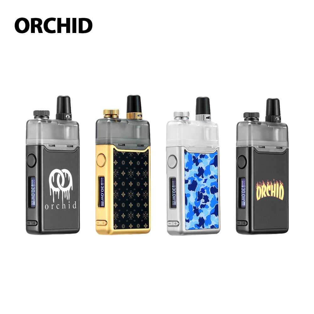Heavengifts Orchid IQS Pod Kit 950mAh Battery E cig Vape Kit with 3ml Orchid IQS Pod
