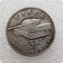 1988 Германия танки копия монет