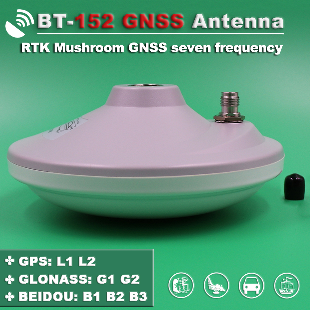 BEITIAN NEW 3V 18V module receiver CORS RTK GNSS Survey Antenna High precision GALILEO GPS GLONASS