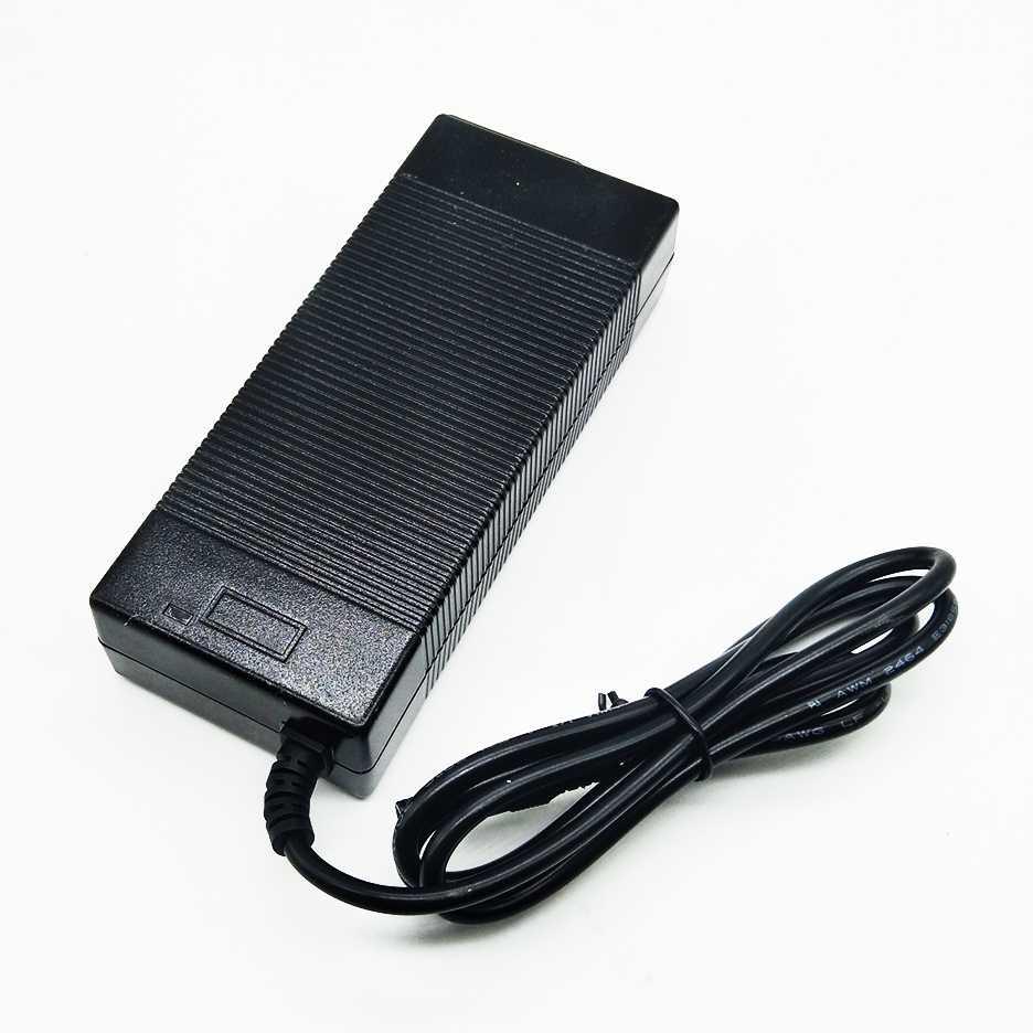 HK liitokala 54,6 V 2A зарядное устройство 13 S 48 V литий-ионное зарядное устройство DC 54,6 V литий-полимерное зарядное устройство Бесплатная доставка