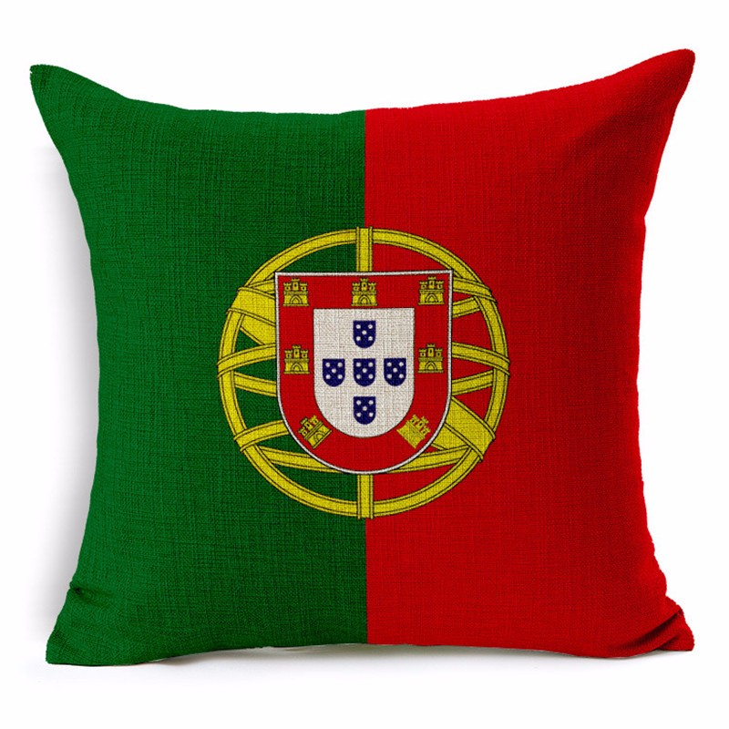 Portugal Pillowcase Cushion Cover