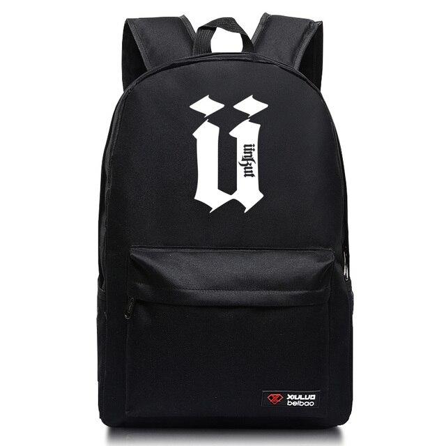 addf46940f 2017 À La Mode de mode sacs à dos pour Les Adolescents Unkut Hip Hop sacs