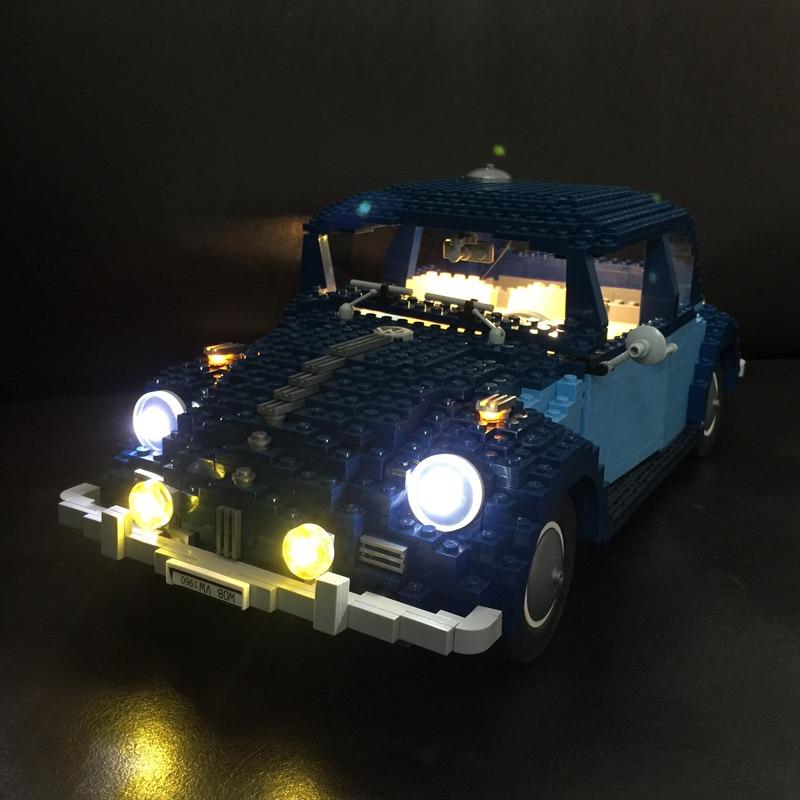 Lightailing Light Set For Creator Expert Volkswagen Beetle
