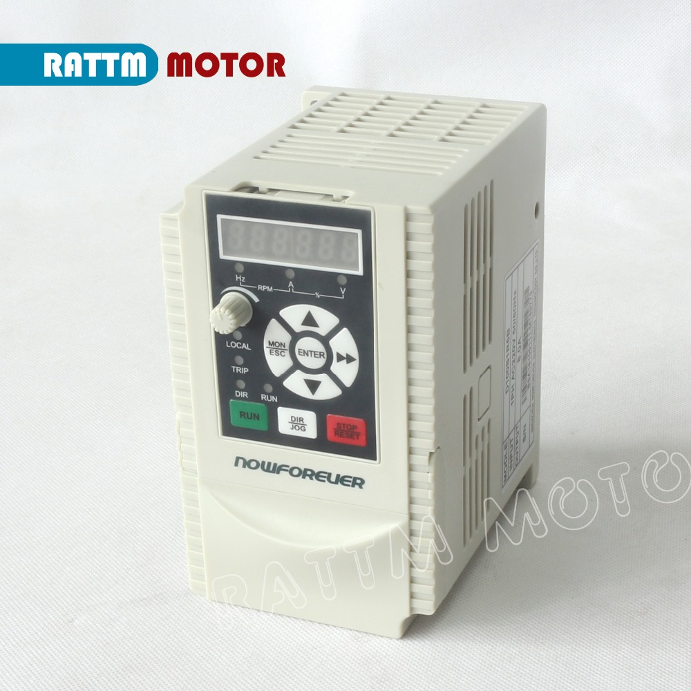 EU/ USA Delivery! 2.2KW 220V brand new 3HP Variable Frequency VFD Inverter Output 3 phase 400Hz 10A Spindle motor speed control аддиктаболл шар лабиринт малый
