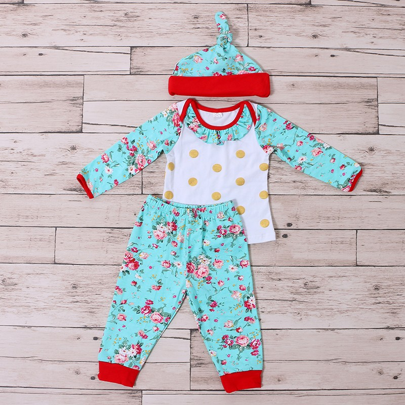 09546972a66f Newborn Baby Clothes Halloween Baby Outfit Cotton New Baby Suit ...