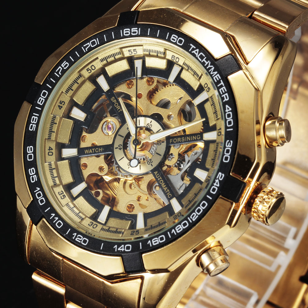 Wear Luxury Watches Mechanical Watch