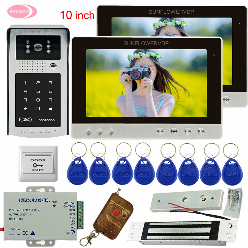 1V2 Wireless Remote Controllers for Our Door Access Control Open Electric lock