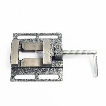 Aluminium Alloy Flat Tongs Mini Plier Milling Machine Bench DIY Vise Tools