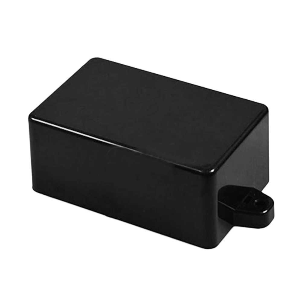 Cubierta de plástico impermeable proyecto instrumento electrónico caja de carcasa 82*52*35 caliente nuevo