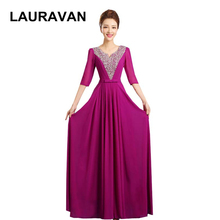 adult eggplant chiffon long blue red bridesmaid beaded bridal woman s ball  dresses purple gown dress v 8198773382ad