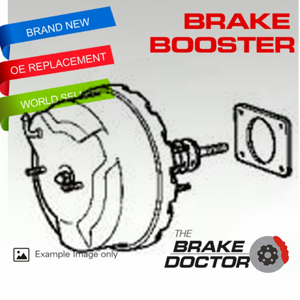 Master Cylinders & Parts Energetic Vacuum Booster For Toyota Corona 197809-198205 Bd-353 Brake System