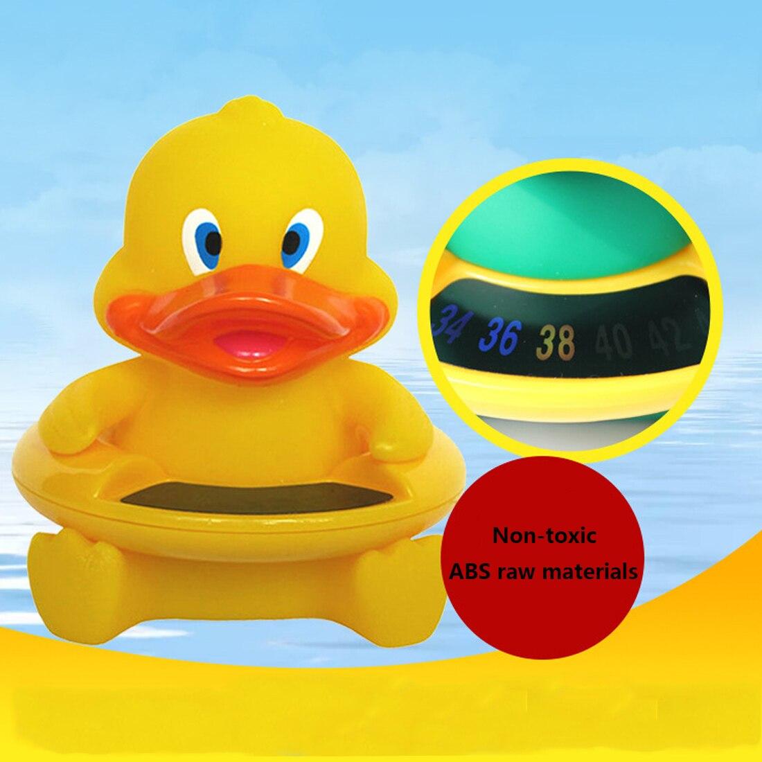 2019 Neuestes Design Baby Wasser Thermometer Badewanne Kleinkind Dusche Sensor Thermometer Kleinkinder Kunststoff Temperatur Messung Kind Schwimm Bade Pflege MöChten Sie Einheimische Chinesische Produkte Kaufen?