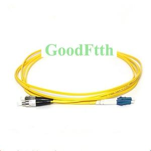 Image 1 - 繊維パッチコードジャンパー Fc/UPC LC/UPC FC LC UPC Sm デュプレックス GoodFtth 20 50 m