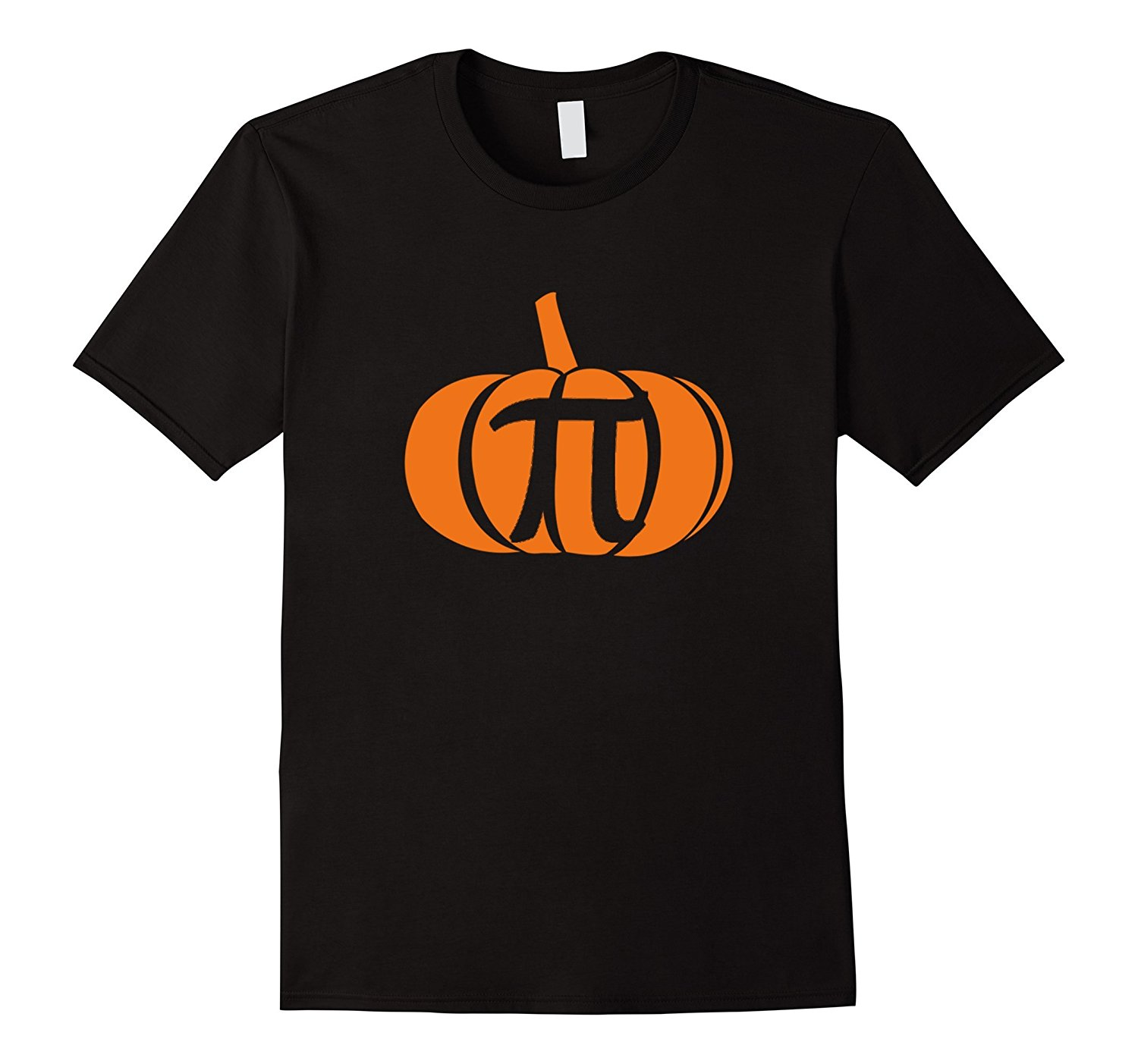 Funny Pumpkin Pi Pun Math T-Shirt March 14 3.14