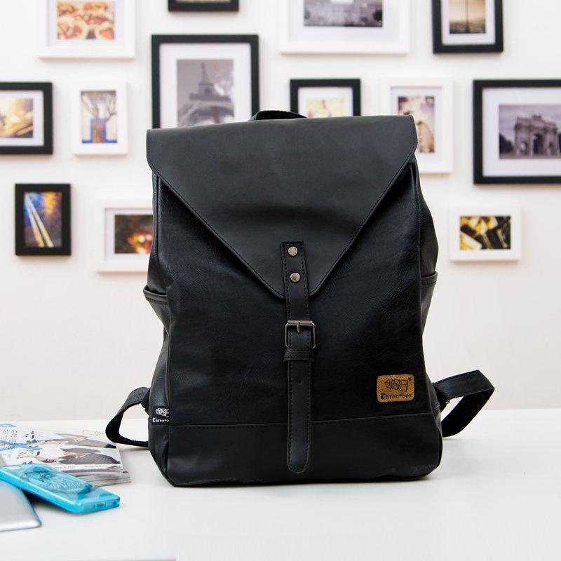 2020 Hot! Women fashion backpack male travel backpack mochilas school mens leather business bag large laptop shopping travel bag