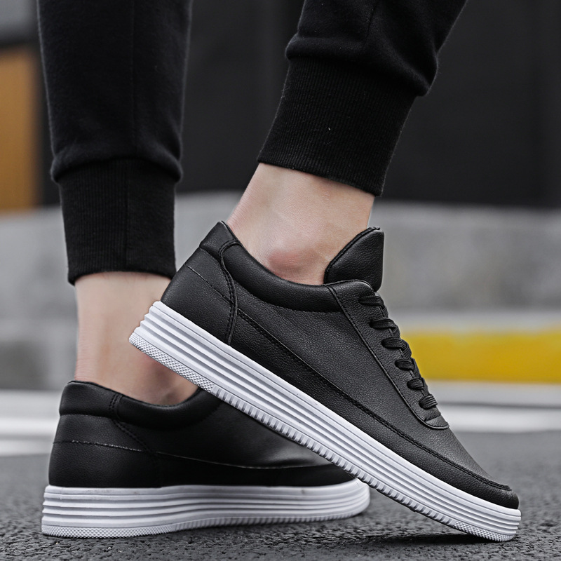 Students outdoor leisure good-looking walking shoes 2019 spring male white shoes good quality CA4-1-CA4-13Students outdoor leisure good-looking walking shoes 2019 spring male white shoes good quality CA4-1-CA4-13