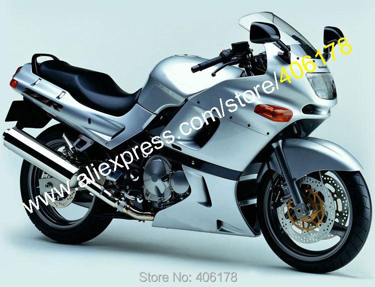 Горячие продаж,популярные СЗР 400 Обтекатели для Kawasaki ниндзя СЗР-400 1993-2003 zzr400 с 93-03 комплект мотоциклов Обтекатели (литье под давлением)