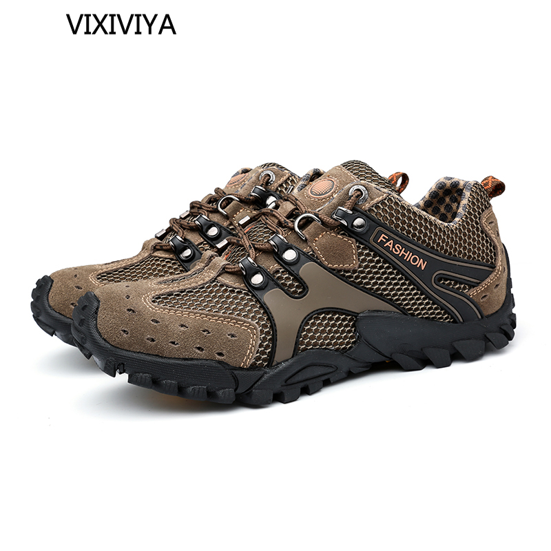 2018 new style summer fashion mens casual shoes hot sale mesh breathable shoes man youth leisure shoes for men travel camping