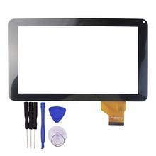 9 pulgadas Negro Táctil Capacitiva ScreenTablet FPC-TP090032 (998)-00 Panel Digitalizador Del Sensor de Cristal