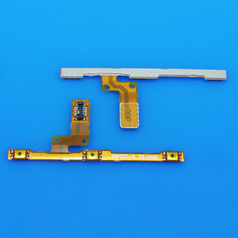 Power On/Off Key Button Flex Cable for OPPO 3007 Mobile Phone Replacement Repair Spare Parts + Tracking Cord WP-215