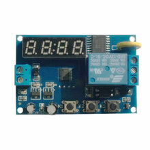 Time control switch relay module / set days long time