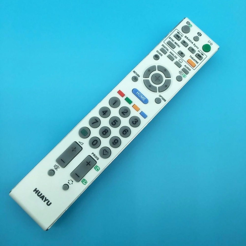 remote control suitable for SONY TV RM-ED001W KDL-40EX1 KDL-46EX1 KDL-52EX1 LDM-E401 LDM-E461 LDM-E521 MBT-W1 image