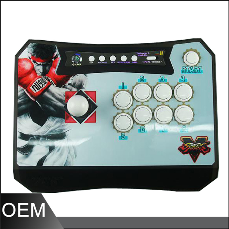 Arcade Controller Kit 2 Players arcade joystick Built in Pandora Box 4S 680 Games Supprot PC PS3 XBOX360