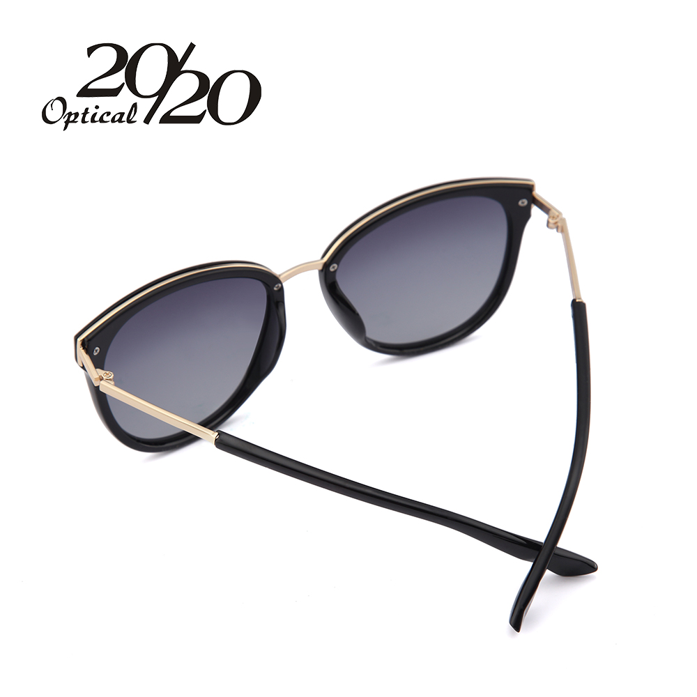 20/20 Polarized sunglasses women Retro Style Metal Frame ...