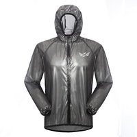 Fashion Cycling Clothing Bike Bicycle Ultra Thin Windbreaker Jacket Raincoat 4 Colors White Blue Black Green