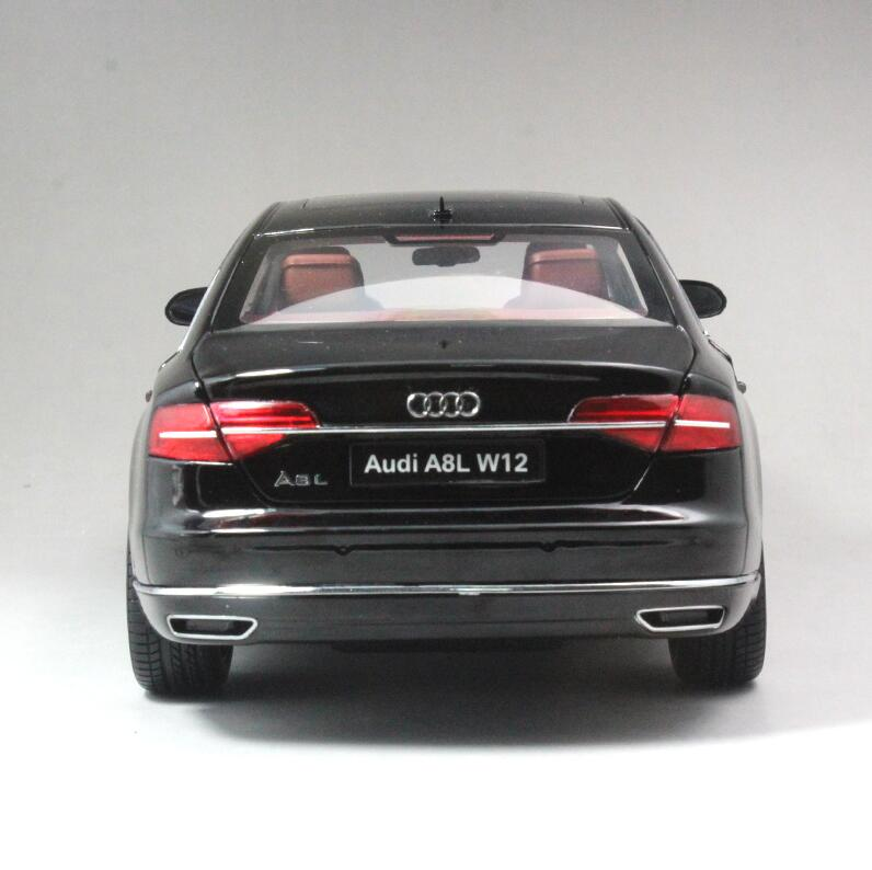 1/18 Audi A8L W12 2014 Diecast Metal Model Car Toy Kyosho Gift Hobby  Collection Black Free Shipping  In Diecasts U0026 Toy Vehicles From Toys U0026  Hobbies On ...