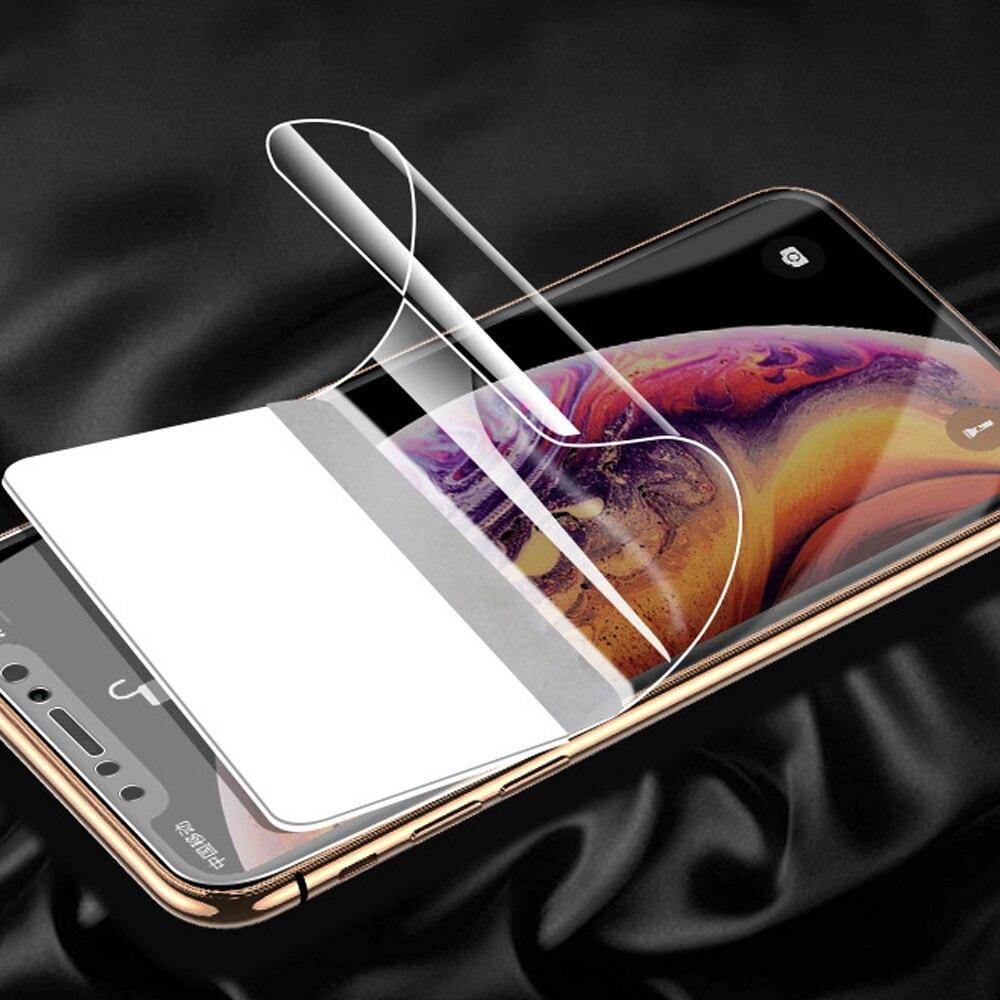 3D HD New Soft Hydrogel Front Film For Samsung Galaxy J8 J6 J4 2018 Plus J4