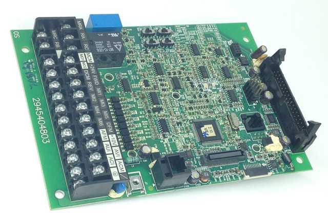 Fast Free Ship For Delta Inverter VFD-VE New Motherboard 5.5 7.5 11 15 18.5 22 30 37kW Control panel Control board
