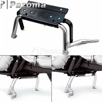 High Quality Motorcycle Parts Adjustable Center Stand Service for Harley Touring Road King Street Glide FLHX FLTR FLHR 1999 2008
