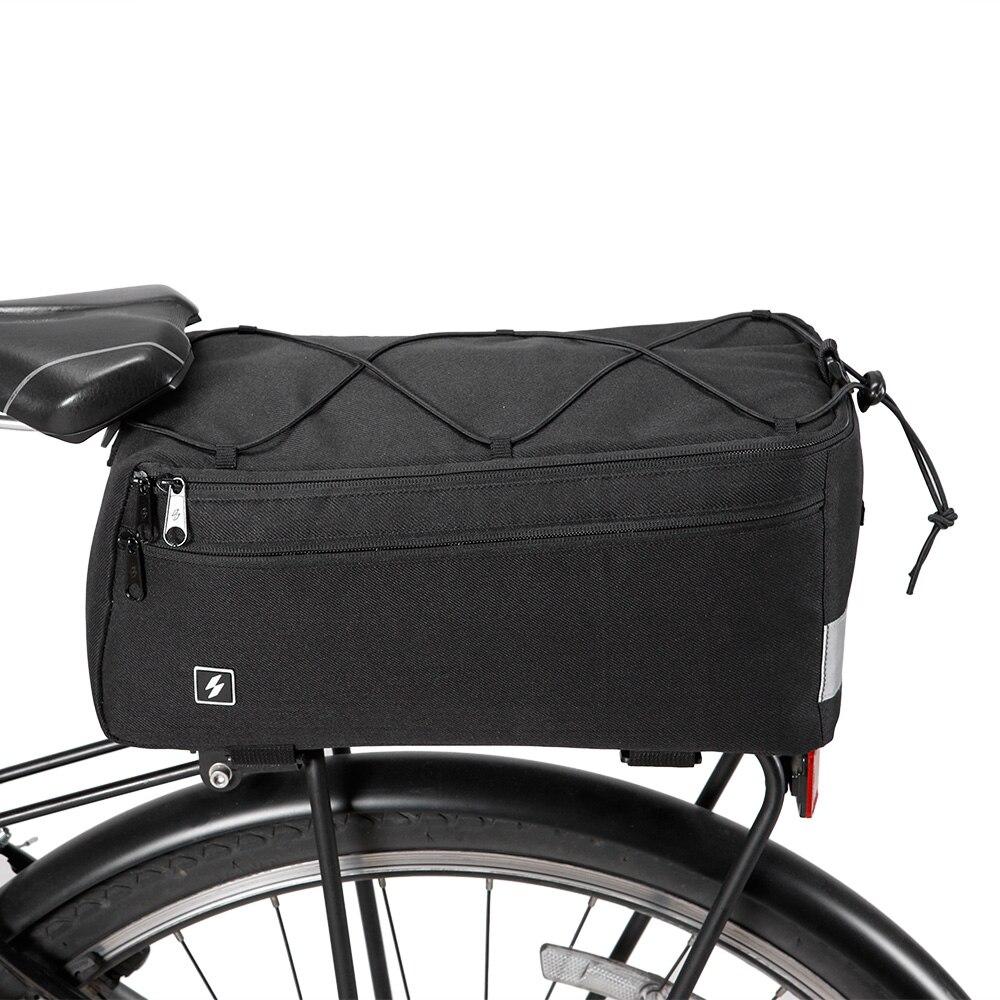 Us 20 5 Sahoo Multifunctional Bicycle Pannier Bag Trunk Pack Accessories Large Capacity Bike In Bags
