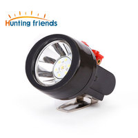 12pcs Lot Rechargeable LED Cordless Mining Cap Light Waterproof LED Miner Lamp Headlight For Outdoor Sports