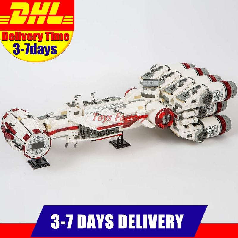 IN Stock Lepin 05046 1748Pcs UCS Series The Tantive IV Rebel Blockade Runner Set Building Blcoks Bricks Toys Clone 10019 winter spring autumn beanies star letter hats scarf warm soft beanie cap touca gorro caps for girl hat ear protector cotton hats