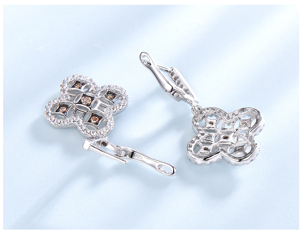 Honyy  925 sterling silver earring for women EUJ089Z-1-PC (6)